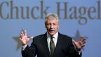 Chuck Hagel soll der neue US-Verteidigungsminister werden.