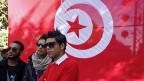 Jugendliche in Tunis zum 2. Jahrestag der tunesischen Revolution - ihre Chancen haben sich nicht unbedingt verbessert.