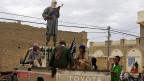 Die islamistische Gruppe Ansar Dine vergangenen Sommer in Timbuktu.