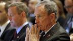 Lange hat New Yorks Bürgermeister Michael Bloomberg für ein schärferes Waffengesetz gekämpft - schlussendlich war er erfolgreich.