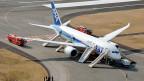 Notlandung eines Dreamliners von Boeing am 16. Januar nach einer Panne