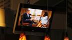 Lance Armstrong im Interview mit Oprah Winfrey.