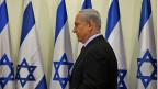 Israels Premier Netanyahu - vor der schwierigen Aufgabe, eine Regierung zu bilden.