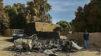 Zerstörung in Mali