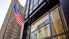 UBS-Niederlassung an der Park Avenue in New York.