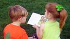In Russland stehen Kinderbücher hoch im Kurs.