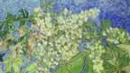 Vincent van Gogh: «Blühende Kastanienzweige» (Ausschnitt)