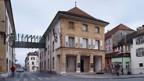 Das «Maison d'Ailleurs» in Yverdon-les-Bains.