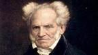Arthur Schopenhauer auf einem Gemälde von 1859.
