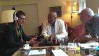 Harry Belafonte im Gespräch mit SRF 4 News