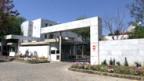 Die Schweizer Botschaft in Islamabad, Pakistan.