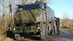 Zur Debatte stehen auch 220 geschützte Transportwagen für Truppen.