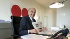 Finanzminister Hans-Rudolf Merz ist zurück im Amt.