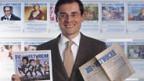 Roger Köppel, Chefredaktor und Verleger des Wochenmagazins Weltwoche.