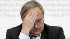 GPK des Nationalrats wirft Samuel Schmid im Fall Nef mangelnde Sorgfalt vor.