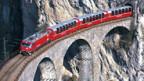 Die Rhätische Bahn bald Unesco-Kulturerbe?