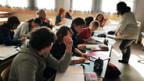 Gute Noten für Schaffhauser Schüler.