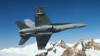 Die FA-18 kann nun modernisiert werden.