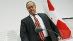 Bundesrat Samuel Schmid.