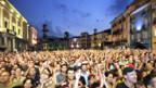 Filmfest in Locarno.