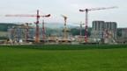 Die Siedlungsfläche in der Schweiz vergrössert sich ständig.