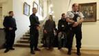 Nach dem Raubüberfall wird das Bührle-Museum schwer bewacht.