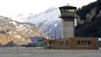 Armeeflugplatz Unterbach in Meiringen.