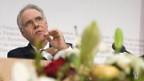 Leuenberger anlässlich besagter Medienkonferenz.