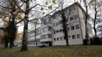 Schulhaus Buhnrain in Zürich-Seebach.