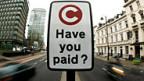 Die Stadt London macht gute Erfahrungen mit dem Road Pricing.