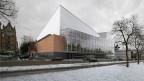 So soll das neue Kongresshaus in Zürich einst aussehen.