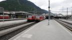 Der neue Bahnhof in Chur