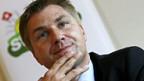 Dreifache Niederlage für SVP-Präsident Toni Brunner.