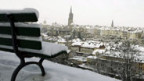 Der Winter hat Bern im Griff.