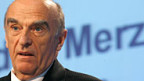 Bundespräsident Hans-Rudolf Merz.