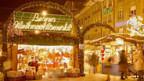 Auf dem Berner Weihnachtsmarkt.