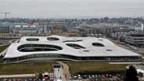 Die neue Bibliothek der ETH-Lausanne.