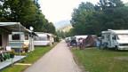 Campingplatz les Îles in Sion.