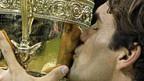 Roger Federers Wimbledon-Triumph