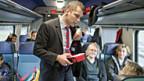 Jährlich 350 Millionen SBB-Fahrgäste