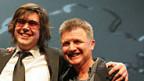 Michael Steiner und Peter-Christian Fueter