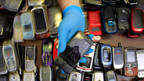 Jedes fünfte Handy landet in der Elektroschrottverwertung