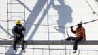 Die Konjunkturforschungsstelle prognostiziert eine Stagnation in der Baubranche.