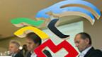 Medienkonferenz in Landquart - zur Wirtschaftlichkeit der Olympischen Winterspiele 2022.