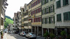 Die Altstadt von Lichtensteig.