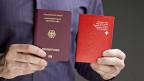 Etwa 275'000 Deutsche leben und arbeiten in der Schweiz.