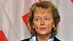 Der Bundesrat bewegt sich - Finanzministerin Eveline Widmer-Schlumpf.