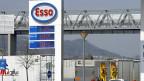 Seit letzten Sommer gehört das ganze Schweizer Esso-Tankstellennetz dem staatlichen Ölkonzern Aserbeidschans.