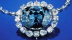 Der Hope-Diamant gehörte dem US-Juwelier Harry Winston - sein Unternehmen gehört nun Swatch.