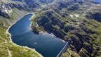 Beim Lago della Sella auf 2250 m.ü.M. sollen nach dem Willen des Bundes Asylsuchende beherbergt werden.
